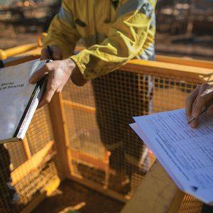 Safe work method statements